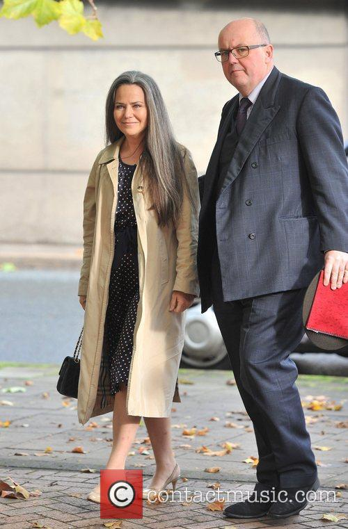 Appears at Hammersmith Magistrates' Court charged over an...