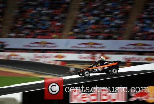 Atmposphere 2012 Race of Champions at the Rajamangala...
