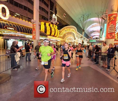 Zappos.com Rock and Roll Vegas Marathon 7