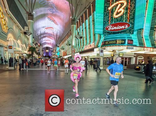 Zappos.com Rock and Roll Vegas Marathon 5