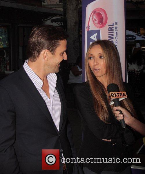 Giuliana Rancic & Bill Rancic attend a Nivea...