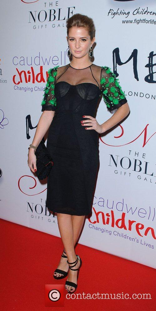 Millie Mackintosh The Noble Gift Gala held at...