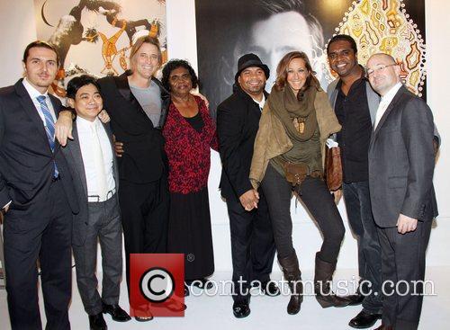 Donna Karan and Hugh Jackman 7