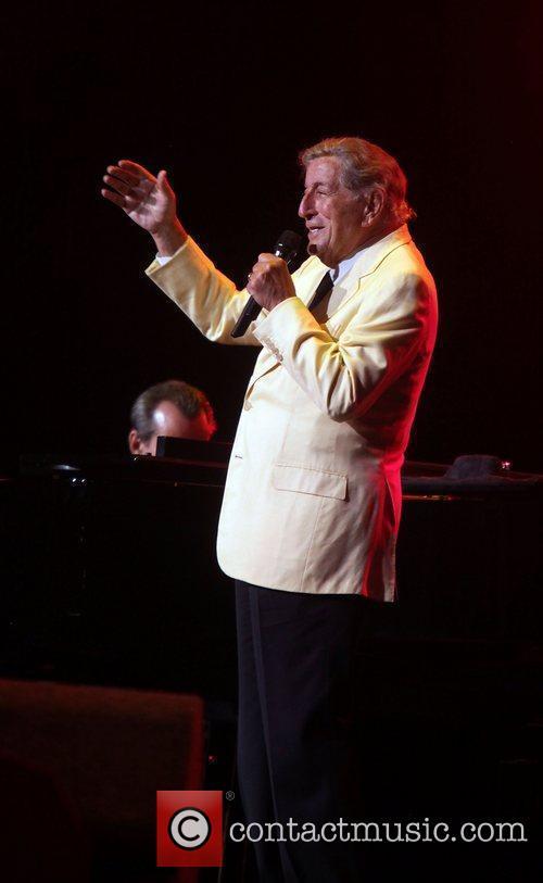 Tony Bennett and North Sea Jazz Festival 2