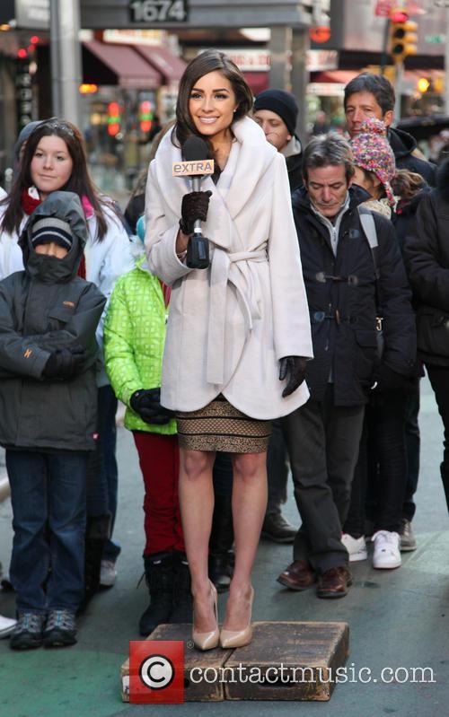 Olivia Culpo and Times Square 6