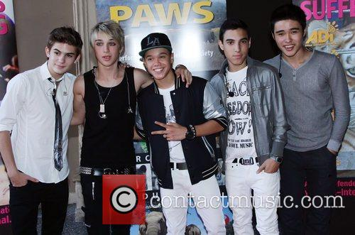 Cole Alan Pendery, Dalton Rapattoni, William Jay, Gabriel Morales and Dana Vaughns 2