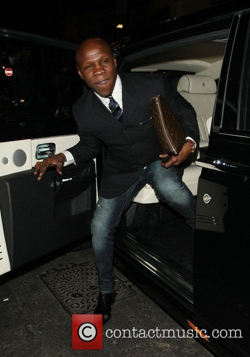 Chris Eubank 2