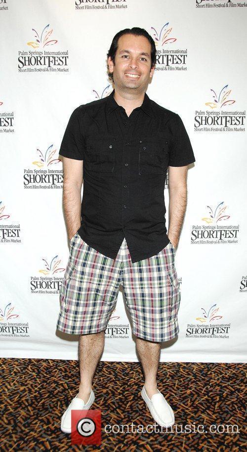 Alvaro Delgado-Aparicio 2012 Palm Springs ShortFest Day 2...