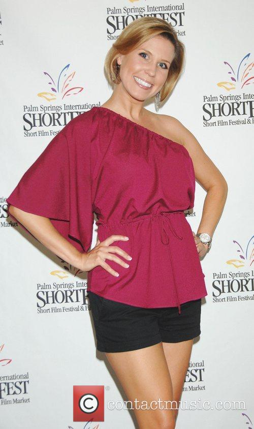 Marissa D'Onofrio 2012 Palm Springs ShortFest Day 2...