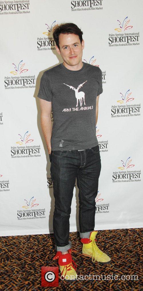 Martin Roe 2012 Palm Springs ShortFest Day 2...