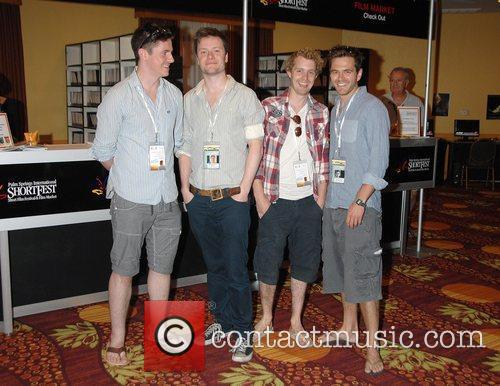 GUests 2012 Palm Springs ShortFest Day 3 held...