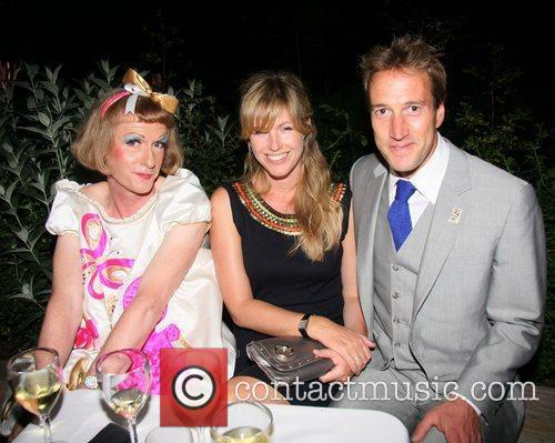 Grayson Perry and Ben Fogle 2