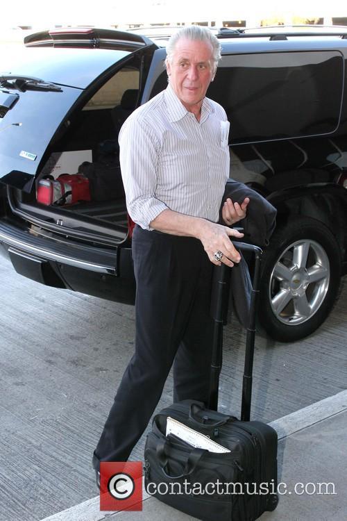 Pat Riley Pat Riley arrives at Los Angeles...