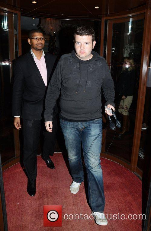 Kevin Bridges  Pearlys Launch party at the...