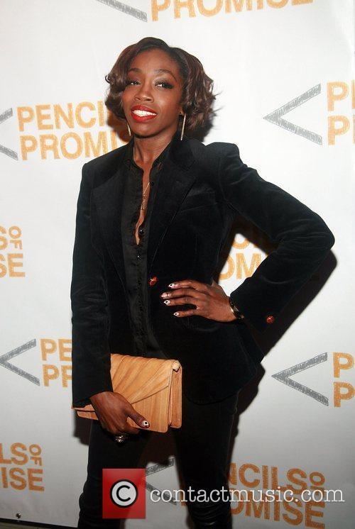 Estelle  Second Annual Pencils Of Promise Gala...