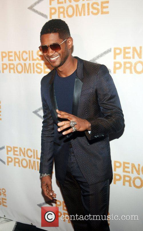 usher second annual pencils of promise gala 4145347