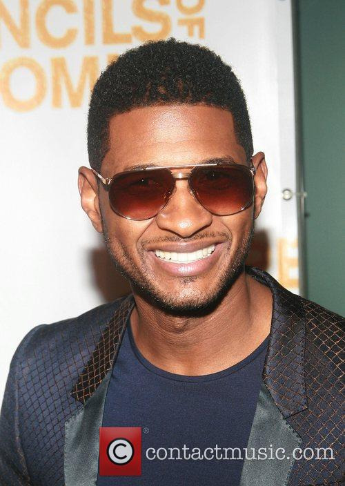 Usher  Second Annual Pencils Of Promise Gala...