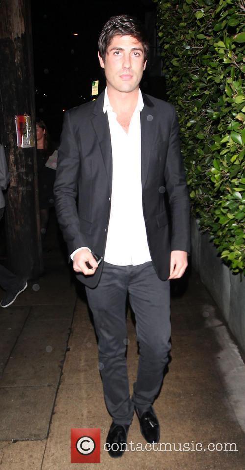 Brandon Davis Petra Ecclestone's 24th Birthday party held...