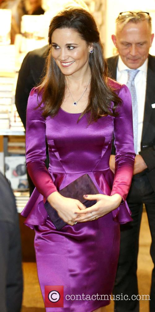 Pippa Middleton and Celebrate 2