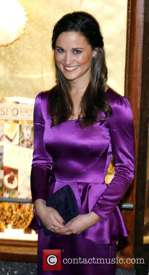 Pippa Middleton and Celebrate 7