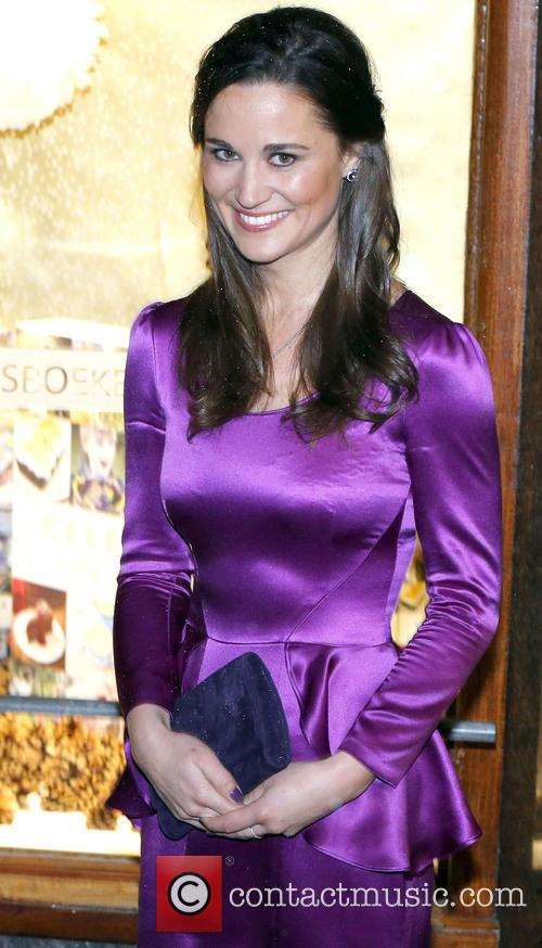 Pippa Middleton and Celebrate 5
