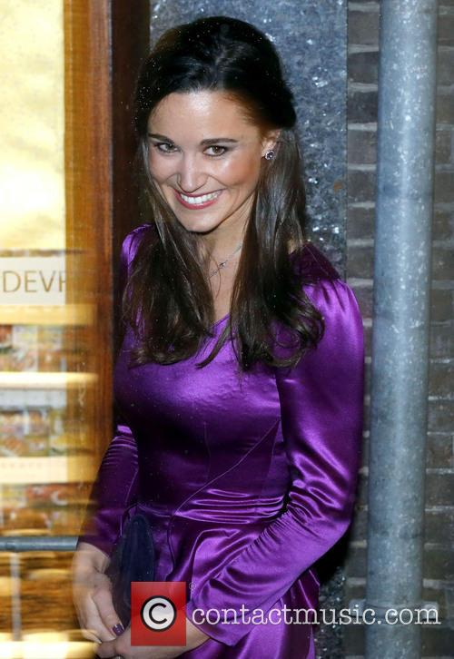 Pippa Middleton and Celebrate 6
