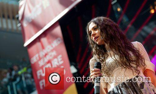 Eliza Doolittle features in a new Coca-Cola campaign...