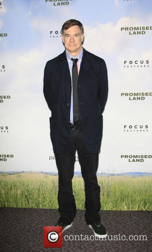 Premiere, Focus Features, Promised Land, Arrivals and Directors Guild Of America 9