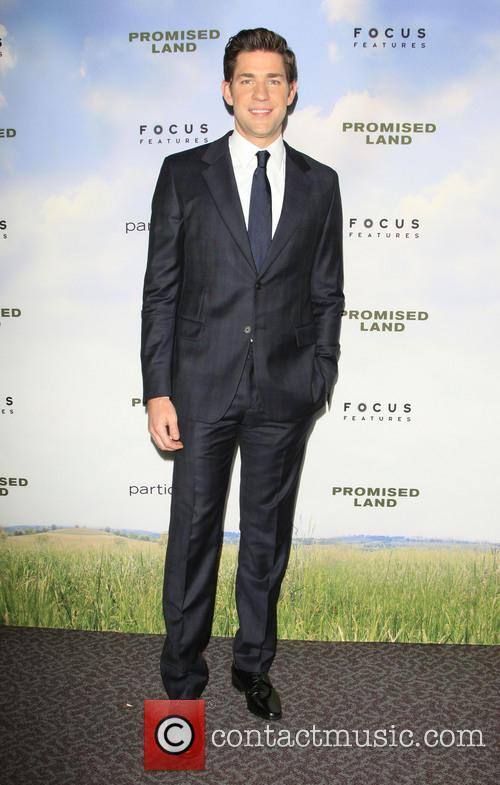 Premiere, Focus Features, Promised Land, Arrivals and Directors Guild Of America 6