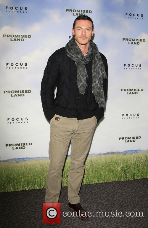 Premiere, Focus Features, Promised Land, Arrivals and Directors Guild Of America 3