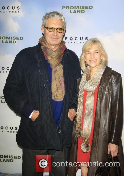 Premiere, Focus Features, Promised Land, Arrivals and Directors Guild Of America 5