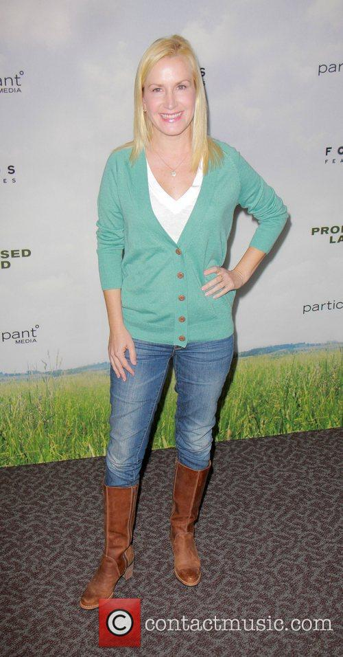 Angela Kinsey Premiere of Focus Features'
