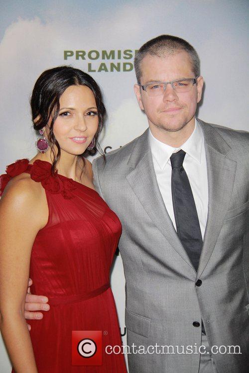 Matt Damon, Luciana Barroso, Directors Guild Of America