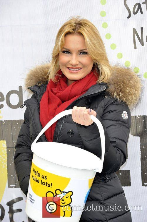 Sam Faiers  BBC Children In Need's Pudsey...