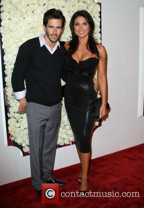 Brandon Beemer and Nadia Bjorlin 1