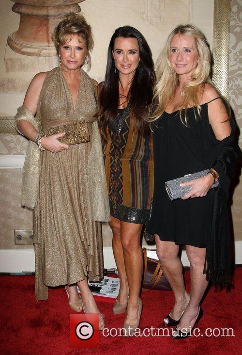 Kathy Hilton, Kim Richards and Kyle Richards 2