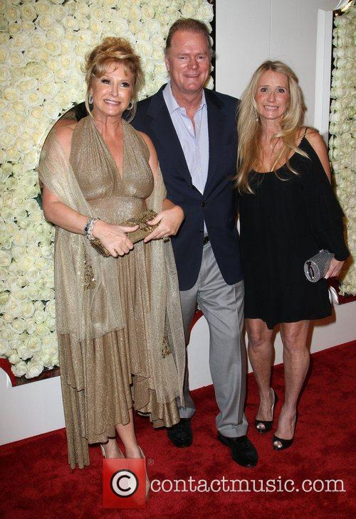 Kathy Hilton, Kim Richards and Rick Hilton 3