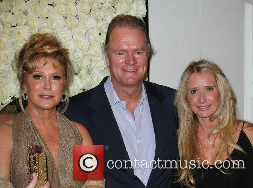 Kathy Hilton, Kim Richards and Rick Hilton 4