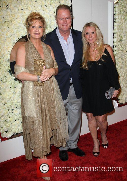 Kathy Hilton, Kim Richards and Rick Hilton 5