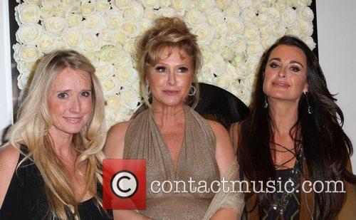 Kim Richards, Kathy Hilton and Kyle Richards 3