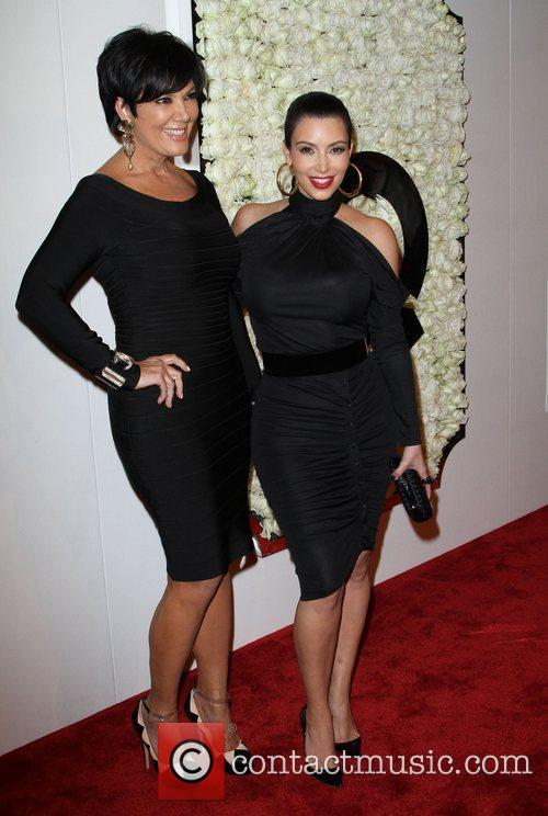 Kris Jenner and Kim Kardashian 5