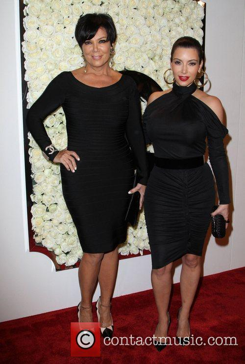Kris Jenner and Kim Kardashian 6