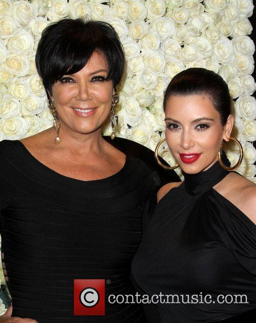 Kris Jenner and Kim Kardashian 1