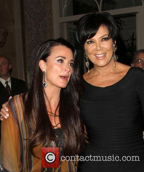 Kyle Richards and Kris Jenner 2