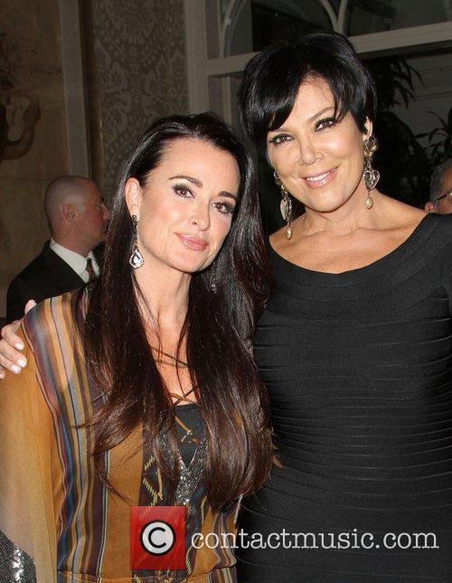 Kyle Richards and Kris Jenner 3