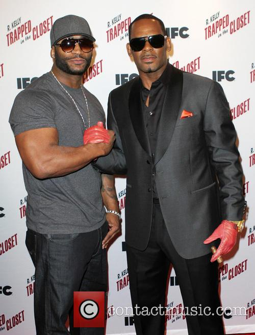 Special Private Screening, All-new, Chapters, With Creator, Star R. Kelly and Hosted 8