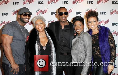 Special Private Screening, All-new, Chapters, With Creator, Star R. Kelly and Hosted 7
