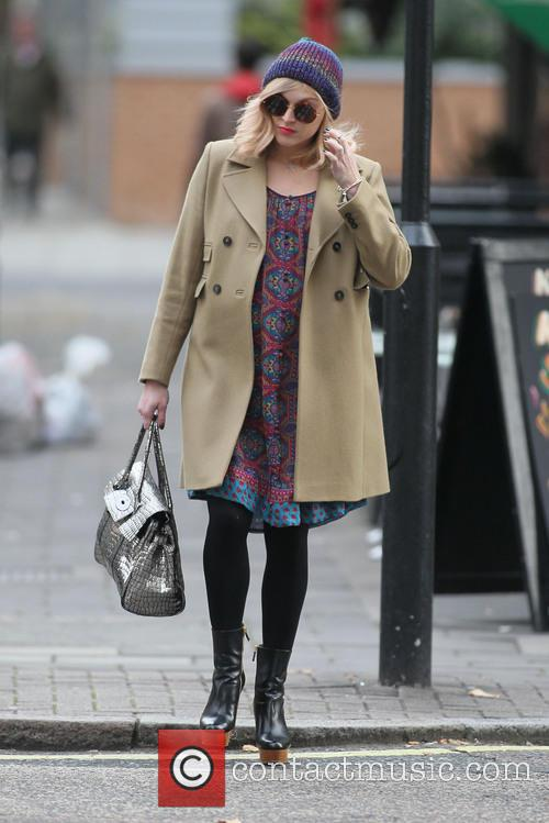 Fearne Cotton and Radio 10
