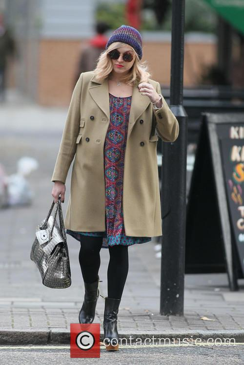 Fearne Cotton and Radio 11