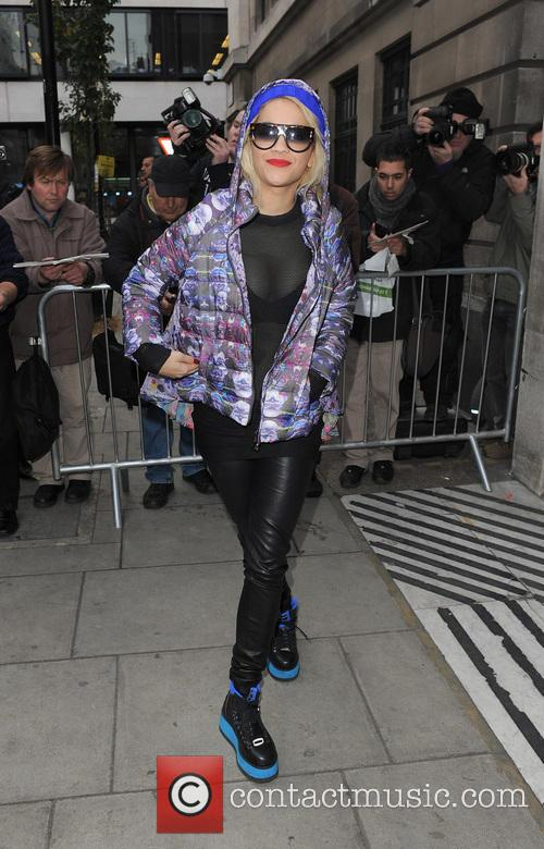 Featuring: Rita Ora